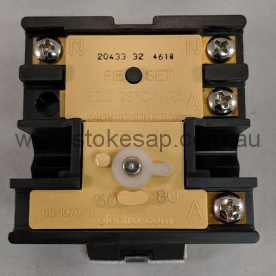 20433 3 1 universal hot water thermostat stokes parts, water heating