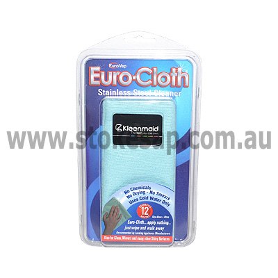 EURO-CLOTH STAINLESS STEEL