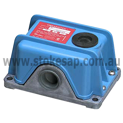 VIBRATION SWITCH NOT EXPLOSION PROOF