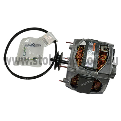 Washing machine motor speed control