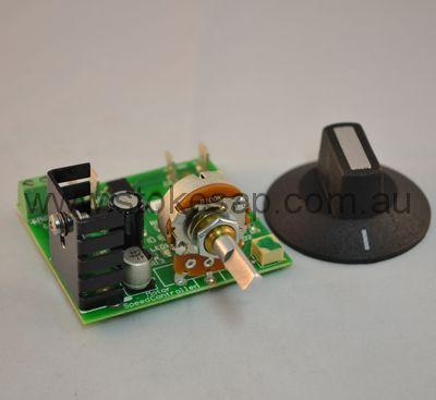 SPEED CONTROLLER AND KNOB