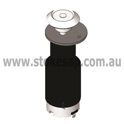 Motor/Gearbox Bev Gear & Adapter