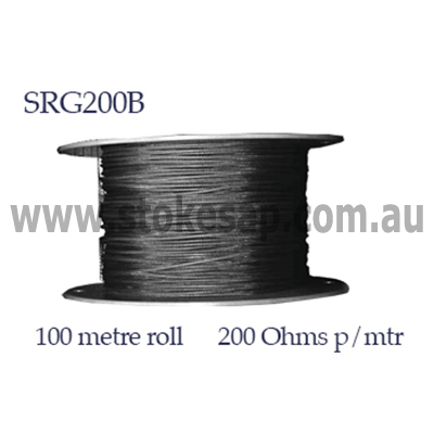 CABLE HEATER SILICONE RUBBER F