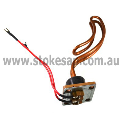 BOLT-ON COPPER WH + GASKET 3600W 240V