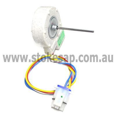 General electric freezer evaporator fan motor dc for ge for General electric fan motor