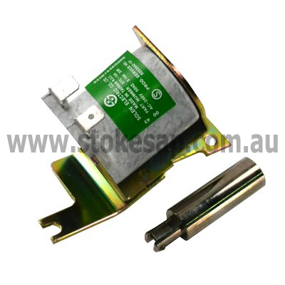 REFRIGERATOR ICE AND WATER DISPENSER SOLENOID ASSEMBLY