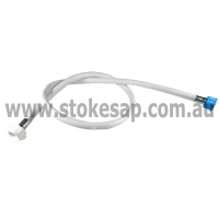 WASHING MACHINE INLET HOSE DIAMETRE 10MM X 1.3 M LONG. US X AUST THREAD. - Click for more info