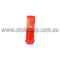 LENS RED NEON & CLIP - Click for more info