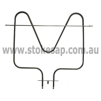 TOP OVEN ELEMENT 1300 SHORT PLATE - Click for more info