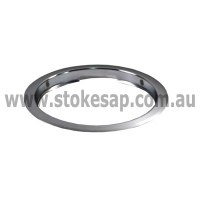 COOKTOP STOVE TRIM RING 6.25 INCH SMALL UNIVERSAL - Click for more info