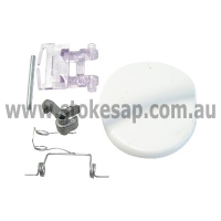 ROUND HANDLE ASSEMBLY (DOOR) CW-67 - Click for more info