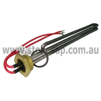 HOT WATER HEATER ELEMENT 1 INCH BSP 2400W - Click for more info