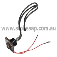 HOT WATER HEATER ELEMENT BOLT ON INCOLOY SICKLE 3600W - Click for more info