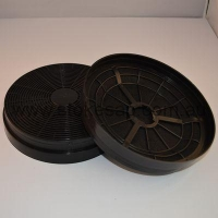 CARBON FILTER SET 2 PIECES - Click for more info