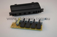 CONTROL SWITCH - 4 BANK - Click for more info