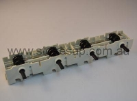 COOKTOP SIMMERSTAT CONTROL SWITCH BANK OF 4 HOMESTAR - Click for more info
