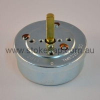 OVEN MECHANICAL TIMER CLOCK BLANCO - Click for more info