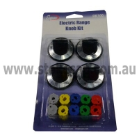 UNIVERSAL ELECTRIC STOVE AND COOKTOP KNOB KIT - Click for more info