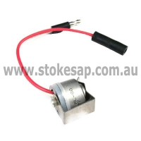 REFRIGERATOR UNIVERSAL DEFROST TERMINATION THERMOSTAT INCLUDING METAL CLIP - Click for more info