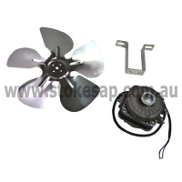 CONDENSER FAN MOTOR 10W - Click for more info