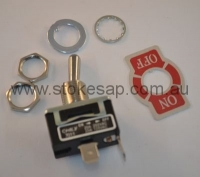 SWITCH TOGGLE SPST 20A 250V ON - Click for more info