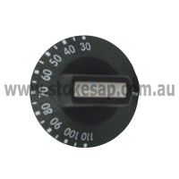 KNOB FOR 7400 TEMP 30-110C - Click for more info