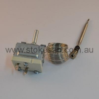 THERMOSTAT 30-110 DEGREES CELCIUS 16A COMES WITH GLAND - Click for more info
