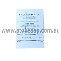 FUSE WIRE CARD 8A & 16A - Click for more info