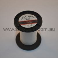 FUSE WIRE REEL 25G 10 AMP. - Click for more info