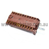 OVEN FUNCTION SELECTOR SWITCH KLEENMAID DELONGHI - Click for more info