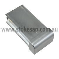 FRONT END CAP S/STEEL - Click for more info