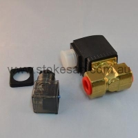 3/8 FXF 2 WAY SOLENOID VALVE - Click for more info