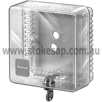 CLEAR LOCKABLE TAMPERPROOF COV - Click for more info