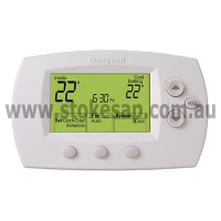 HONEYWELL FOCUSPRO DIGITAL TH6000 PROGRAMMABLE THERMOSTAT - Click for more info