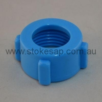NUT BLUE FOR USA INLET HOSE - Click for more info