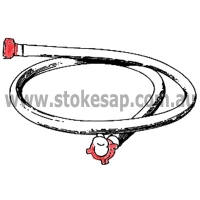 HOSE INLET RED NUT - Click for more info