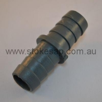 CONNECTOR FOR OUTLET HOSE 17 X 17mm - Click for more info