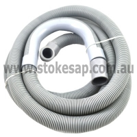 DRAIN HOSE WITH 90 DEG BEND 2.5M - Click for more info