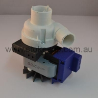 WASHING MACHINE ELECTRIC DRAIN PUMP OLD STYLE - Click for more info