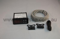 DIGITAL CONTROL 240V 1 RELAY C/ W PROBE - 50 TO + 150 C - Click for more info