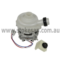 LG DISHWASHER WASH PUMP MOTOR ASSEMBLY - Click for more info