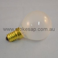 LAMP 40 WATT SES TANCY ROUND 300C - Click for more info