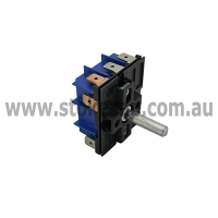 INFINITE CONTROL SWITCH LINEA ENERGY REGULATOR 6MM SHAFT - Click for more info