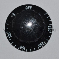 KNOB DIAL 70-290 DEG. C. - Click for more info