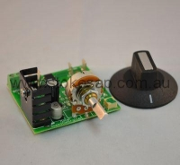 SPEED CONTROLLER AND KNOB - Click for more info