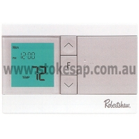 ROOM THERMOSTAT 1H/1C 5+2 PROG - Click for more info