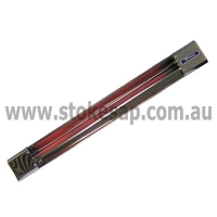 COMMERCIAL/INDUSTRIAL RADIANT HEATER 1100W 738MM GRIMWOOD - Click for more info