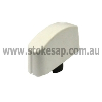 OVEN MODE AND GRILL SWITCH KNOB WHITE - Click for more info