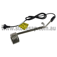 PORTABLE HOT WATER HEATER ELEMENT IMMERSION 2400W - Click for more info