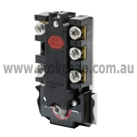 ELECTRIC HOT WATER THERMOSTAT 43-77 DEG C (FOR DUAL ELEMENT SYSTEMS) - Click for more info